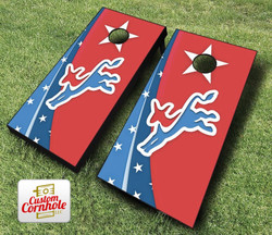 Democrat Cornhole Set with Bags