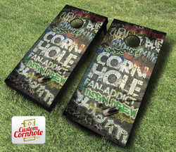 Fan-Addict Cornhole Set with Bags