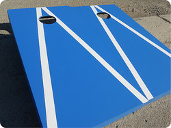 Indianapolis Colts Themed Cornhole Set with Bags