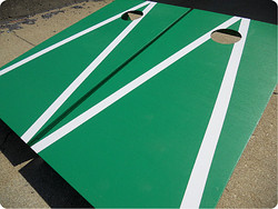 New York Jets Themed Cornhole Set with Bags
