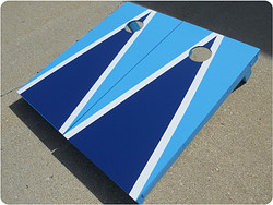Tennessee Titans Themed Cornhole Set with Bags