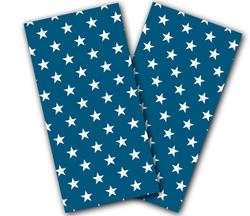 Liberty Stars Cornhole Wraps
