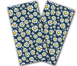 Daisy Lover Cornhole Wraps