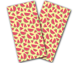Watermelon Cornhole Wraps