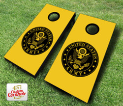 US Army Seal Cornhole Set with Bags