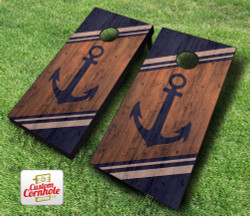 Anchor Cornhole Set with Bags