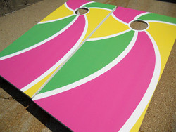 Hurricane Cornhole Set with Bags