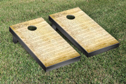 US Constitution Themed Cornhole Set with Bags