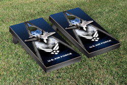 US Air Force F 22 Cornhole Set with Bags