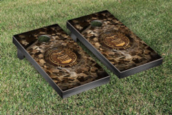 US Air Force Bricks Version Cornhole Set with Bags