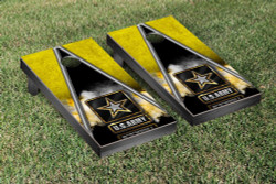 US Army Explosion Cornhole Set with Bags