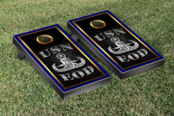 US Navy EOD Cornhole Set with Bags