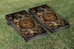 US Navy Bricks Cornhole Set with Bags