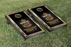 US Navy Border Version Cornhole Set with Bags