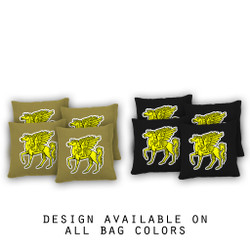 Pegasus Cornhole Bags - Set of 8