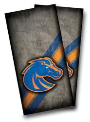 Boise State Broncos Cornhole Wraps