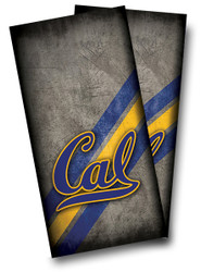 California Golden Bears Cornhole Wraps