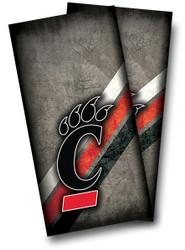 Cincinnati Bearcats Cornhole Wraps