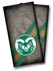 Colorado State Rams Cornhole Wraps