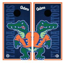 Florida Gators Cornhole Wraps