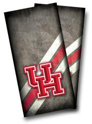 Houston Cougars Cornhole Wraps