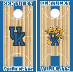 Kentucky Wildcats Cornhole Wraps