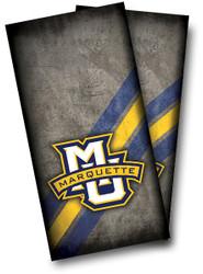 Marquette Golden Eagles Cornhole Wraps