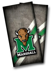 Marshall Thundering Herd Cornhole Wraps