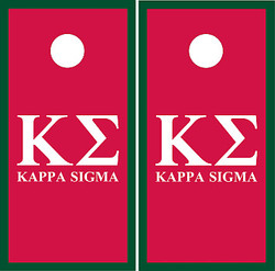 Kappa Sigma Cornhole Set with Bags