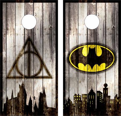 Harry potter cornhole
