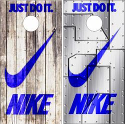 Nike Cornhole Wraps
