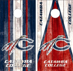 Catawba College Cornhole Wraps