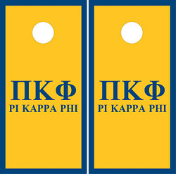 Pi Kappa Phi Cornhole Set with Bags