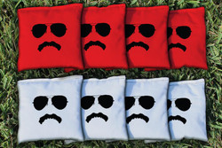 Custom Cornhole Bags - Set of 8