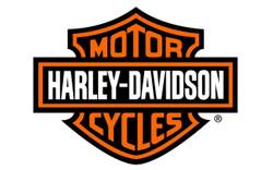 Harley Davidson Cornhole Decals