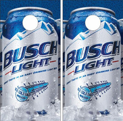 Busch Light Version 3 Cornhole Wraps