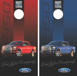 Ford F-150 Cornhole Wraps