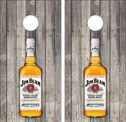 Jim Beam Version 2 Cornhole Wraps