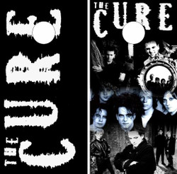 The Cure Cornhole Wraps