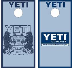 Yeti Coolers Cornhole Wraps