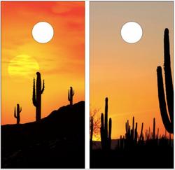 Desert Cornhole Wraps