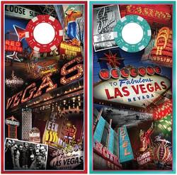 Las Vegas Cornhole Wraps
