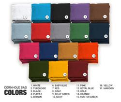 Cornhole Bags - Set of 8