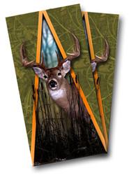 Deer Cornhole Wraps