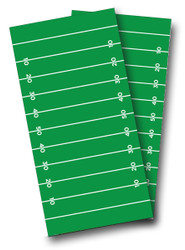 Football Field Cornhole Wraps