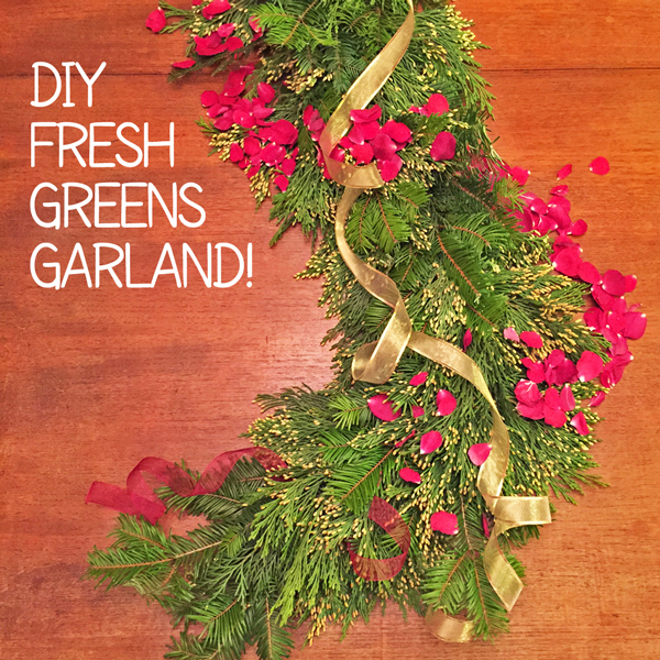Christmas Greenery Wholesale