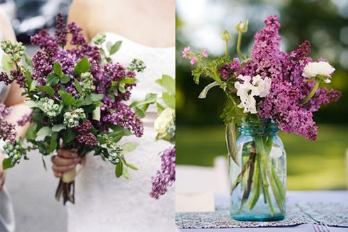 Source Elizabethannedesigns Blog 2012 05 04 Lilac Wedding Flowers