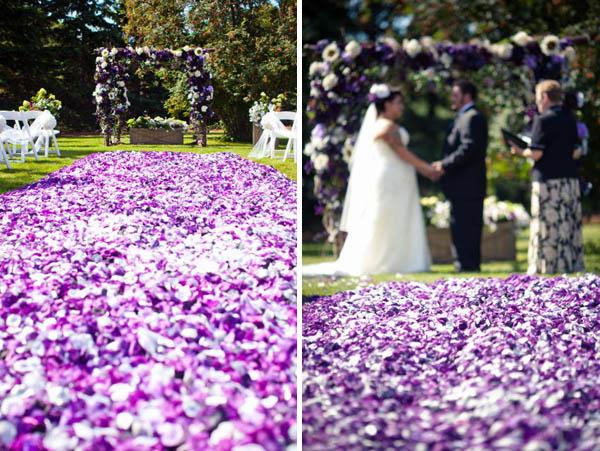 Freeze Dried Petals for Fall Weddings | Flyboy Naturals Rose Petals ...