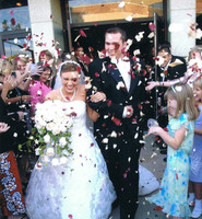 2005 July... Rose Petal Toss