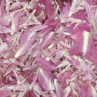 1 Peony Confetti Preserved Freeze Dried Petals